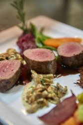 Wilde Wochen: Gastronomen in der Südpfalz bringen Wildbret auf den Tisch