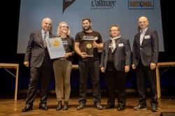 Reisende Köche: Aramark als bester Caterer ausgezeichnet