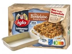 Nachhaltigkeit: Iglo präsentiert neue Verpackung des Schlemmer Filets