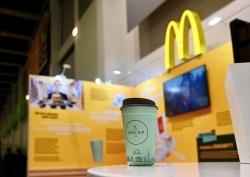 Nachhaltigkeit: McDonald's setzt in München für Coffee-to-go auf Pfandbecher