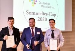 DWI Sommelier-Cup 2020: Maximilian Wilm holt den Titel
