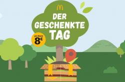 Treedom: McDonald's verschenkt Werbezeit für den Klimaschutz