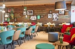 Marché International: Mövenpick Café am Hannover Airport eröffnet