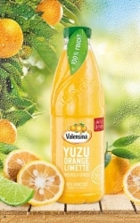 Valensina: Limitierte Sommer-Edition mit Yuzu jetzt im Kühlregal