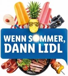 Neue Kampagne: Lidl startet in die Sommersaison