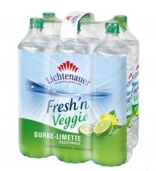 Fresh'n Veggie Gurke-Limette: Lichtenauer erweitert das Near-Water-Sortiment