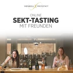 Online-Tasting: Virtueller Trinkgenuss mit Henkell Freixenet