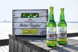 Neu verpackt: Strandräuber Natur mit eigener Markenkiste