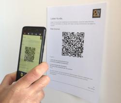 Corona-Krise: Unternehmen bietet digitale Zugangslösung für Restaurants