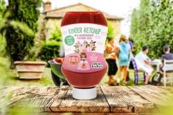 Kalorienarm: Saucen und Kinderketchup ohne künstliche Zuckerzusätze von oh so lecker
