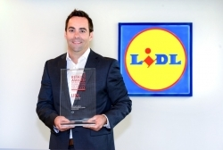 Zum 4. Mal: Lidl erhält Fruchthandel Magazin Retail Award