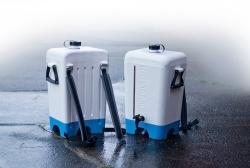 FH Münster: Designer entwirft Wasserrucksack für notleidende Menschen