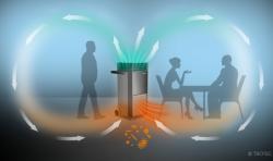 Otto Gourmet: Viren-Luftreinigung im Restaurant MännerMetzger