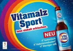 Kalorienreduziert: Vitamalz Sport kommt in den Handel
