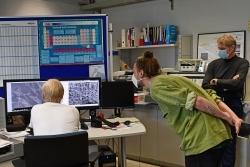 FH Münster: Rasterelektronenmikroskop liefert Aufnahmen von Kuhmilch und Alternativen