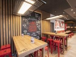 Hamburg: KFC eröffnet neue Filiale in Altona