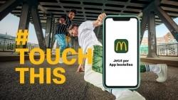 McDonald's: Systemgastronom bewirbt seine App