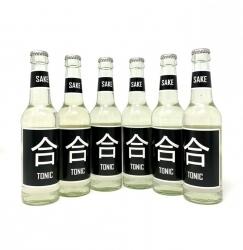 Go Sake: Sake und Tonic als ready-to-drink Getränk erhältlich