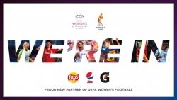 Partnerschaft: PepsiCo wird Sponsor des UEFA Frauenfußballs