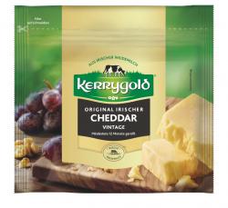 Kerrygold: Käseprodukte jetzt in neuem Verpackungsdesign