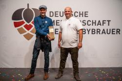 Bestes Irish Red Ale: Martin Tietz ist neuer Deutscher Meister der Hobbybrauer