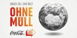 Nachhaltigkeitsstrategie: Coca-Cola setzt sich für eine Welt ohne Müll ein