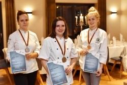 Jungtalent: Veronika Wiesmeier aus Bayern gewinnt nationalen Kochwettbewerb
