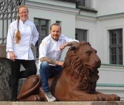 Burg Schlitz: Doppelte Küchen-Kompetenz mit Maik Albrecht