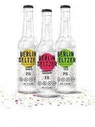 US-Hit: Berlin Seltzer präsentiert das etwas andere Hard Seltzer