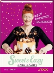 Buchtipp: Enie van de Meiklokjes backt sweet & easy