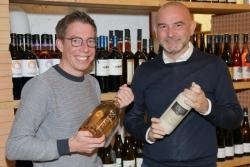 Neue Impulse: Haris Papapostolou wird Gesellschafter der Ulmer Vinothek