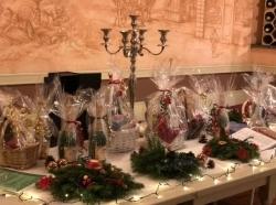 Schloss Diedersdorf: Weihnachtsmarkt im Café Schlossbäckerei öffnet am Wochenende