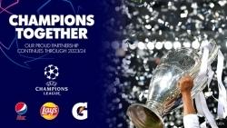 PepsiCo und UEFA Champions League: Kooperation geht in die Verlängerung