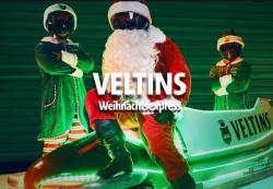 Veltins: Video schickt Weihnachtsmann im Bob auf Reisen