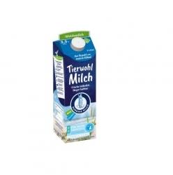 Beste Haltung: NordseeMilch bietet Tierwohl-Milch an