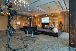 Atrium Hotel Mainz: Streaming Studio geht an den Start