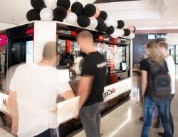 Café der Zukunft: MyAppCafé bietet Robo-Kafeeservice an