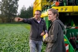 Regionale Landwirtschaft: Iglo erhält das FSA-Gold-Siegel