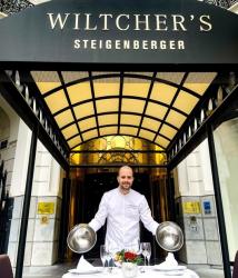 Brüssel: Steigenberger Wiltcher's  bietet Fine Dining im Hotelzimmer