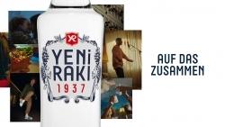 Frisch & Jung: Yeni Raki startet neue Kampagne