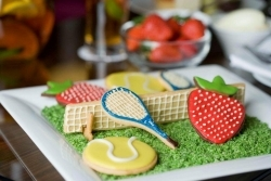 Wimbledon Afternoon Tea im Swissôtel The Howard