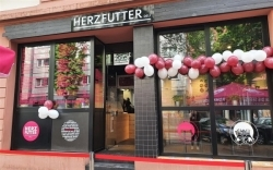 Frankfurt: Herzfutter bietet schmackhafte Deli-Feinkost