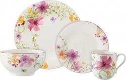 Sommerliches Geschirr: Villeroy & Bosch bietet Tischdekor zum Mieten