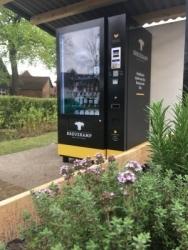 Region Hannover: Hof Kreuzkamp bietet Frisches aus dem Automat