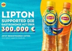 Mehr als 300.000 Euro: Lipton unterstützt Gastronomen mit Geldpreisen