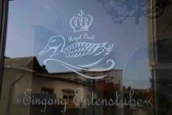 Rüdesheim: Das Restaurant Entenstube ist wieder geöffnet
