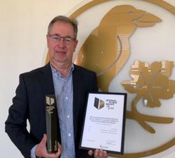 German Brand Award: Rabenhorst erhält Auszeichnung in Gold