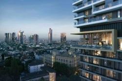 Frankfurt: Neues Mélia Hotel öffnet auf dem ehemaligen Universitätsgelände