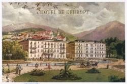 Gründungshotel: Der Europäische Hof in Baden-Baden kehrt zu Steigenberger zurück