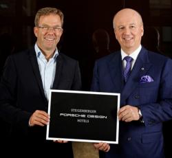 Neue Hotelmarke: Porsche Design und Steigenberger kooperieren